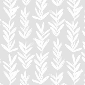 sage - smaller - light grey