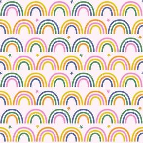 Retro Rainbows