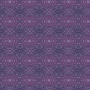 Heather Stem - Purple