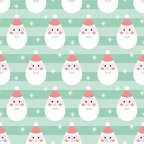 Santa Stripes