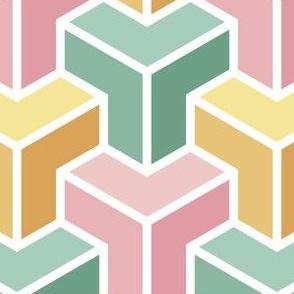 10927578 : chevron3 : springcolors