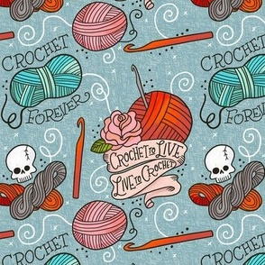 Crochet Forever
