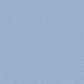 tiny wave texture in light blue - Turing pattern #5