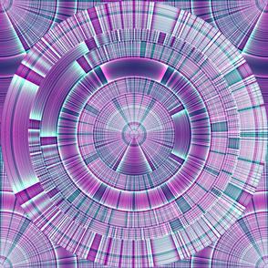 Lavender Sundial