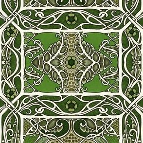 Deep Green Squared