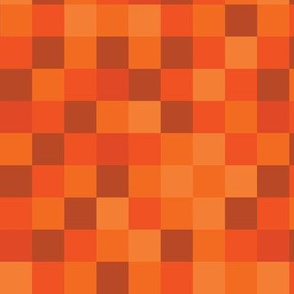 Blocky Gamer Orange