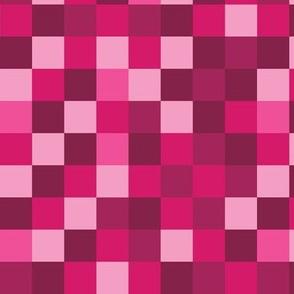 Blocky Gamer Pink