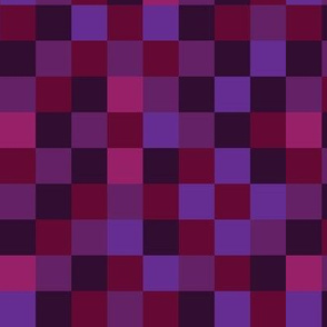 Blocky Gamer Plum