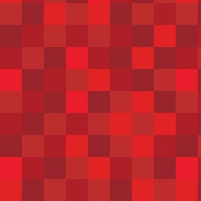 Blocky Gamer Red