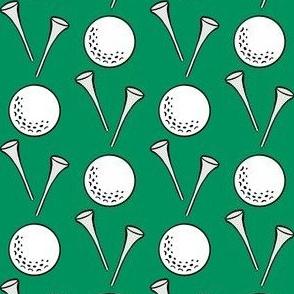 golf - bright green
