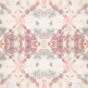 Water Strokes  Peach - Michelle Mathis