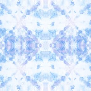 Water  Strokes Blue