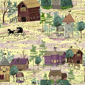 Black Horse Country Village