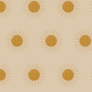 Suns Pattern