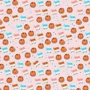Micro Milk n Cookies on Pink