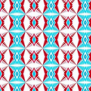 "Ethnic ornament 01, S, 3"""