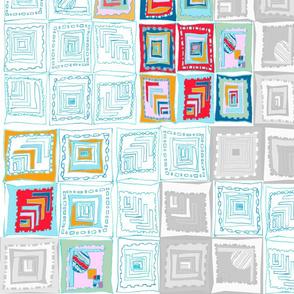 Behind the Windows of Inspiration Coordinate Jumbo