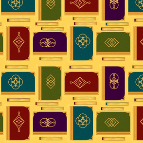 Book Love: Magickal Books