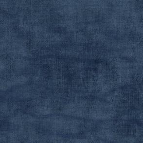 Shibori Linen in Blue Denim (xl scale)   Arashi shibori linen pattern, coordinate fabric for the Ori Nui shibori stripes collection.