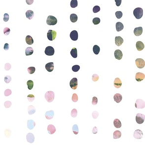PAINTED DOTS - Large Scale