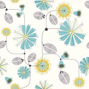 Modern Dream Flora
