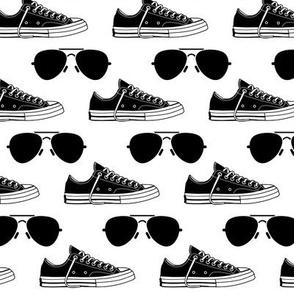 Biden Harris Small Sneakers Aviators
