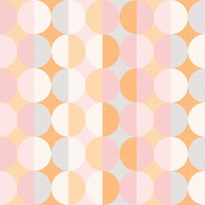Creative dreams wallpaper in pink by Pippa Shaw-12in