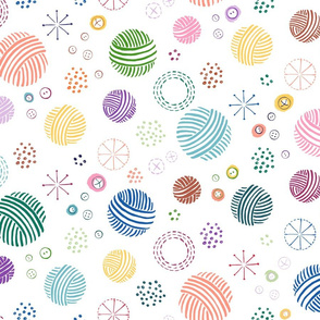 Happy Crafter Colorful Circles