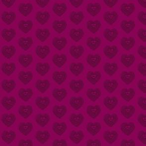 """HE_08372 """"LOVE"""" RASBERRY"""