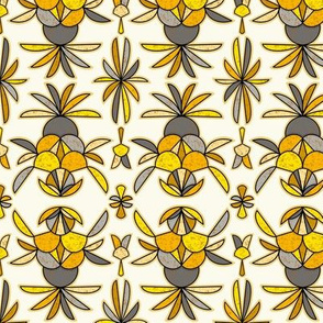 Pineapple Abstract - Large