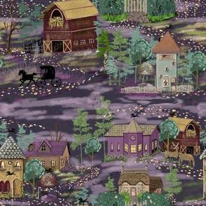 Black horse Village
