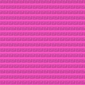 "HE_08335- ""Happy Anniversary"" Deep Pink"