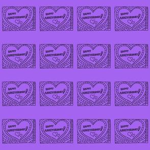 HE_08339-Happy Anniversary Purple Lavenderr