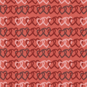 Double_Hearts_Stripe red