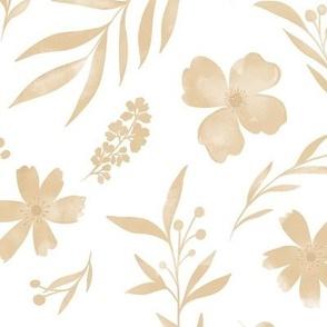 Golden watercolors no 2