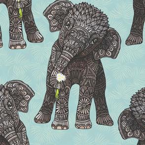 BABY ELEPHANT LARGE