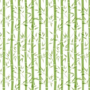 Inked Bamboo Green Light