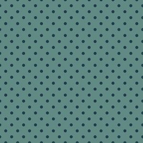 Alpine Blues Dots (Classic)