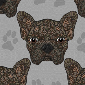 SP 40 2020 BRINDLE FRENCHIE WB PATTERN