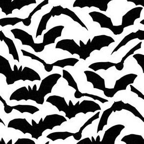 Bats - Black