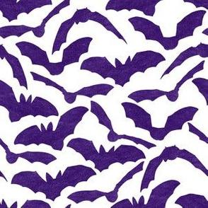 Bats - Purple