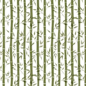 Inked Bamboo Green