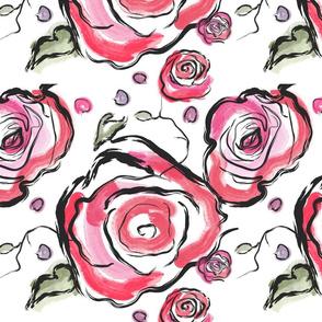 Rose Garden  variation-ed