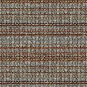 12x12x150 Grandmas Knit Pattern 1