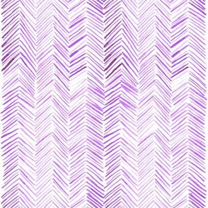 Herringbone - Lilac