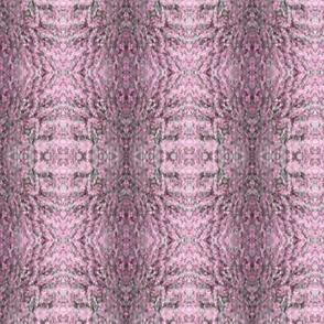 Mottled Soft Pink Knit