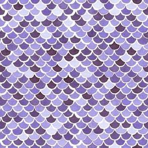 Mermaid Scales - Lavender