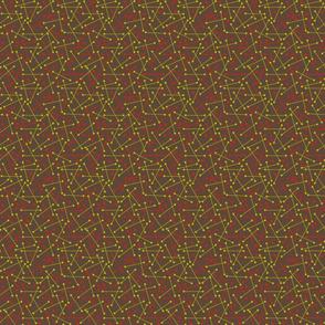 Atomic Lines M Sepia