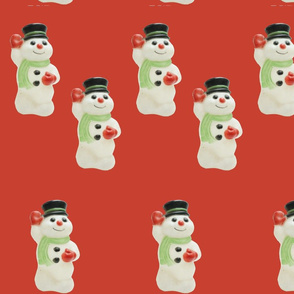 cutie snowman