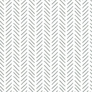 Green Zizag Lines